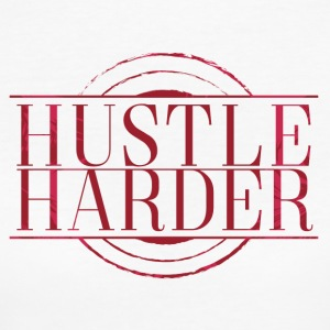Hustle-Harder - Women's Organic T-shirt