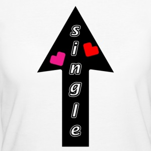 Still single? - Women's Organic T-shirt