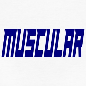 muscular - Camiseta ecológica mujer