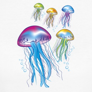 jellyfish - Women's Organic T-shirt