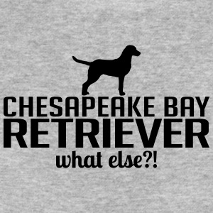 Chesapeake Bay Retriever whatelse - T-shirt ecologica da donna