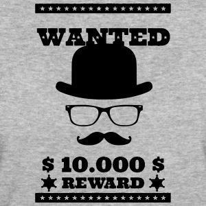 Wanted Dead or Alive - Vrouwen Bio-T-shirt