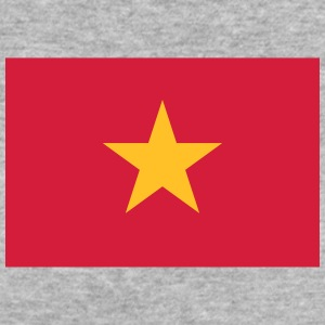 National Flag Of Vietnam - Women's Organic T-shirt