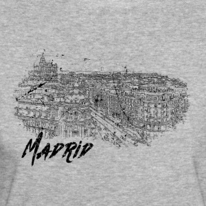 Madrid - City - stad - Ekologisk T-shirt dam