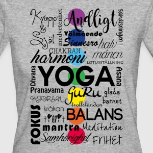 yoga_ord - Women's Organic T-shirt