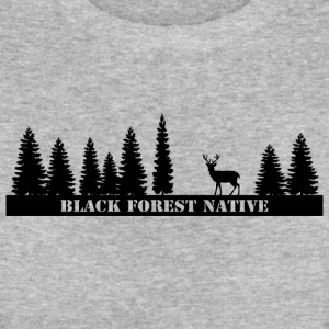 Black Forest Native - Women's Organic T-shirt