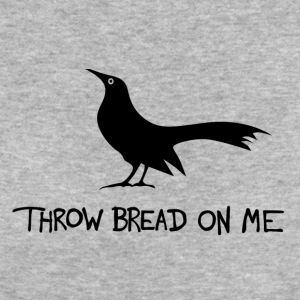 Throw bread on me - Women's Organic T-shirt