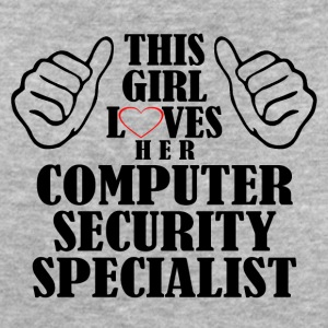 computer security specialist - Vrouwen Bio-T-shirt