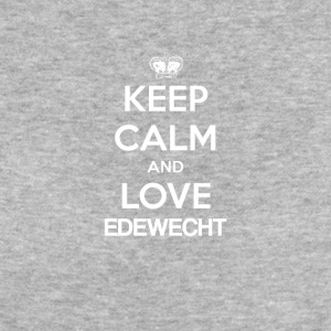 Keep Calm and Love EDEWECHT - Frauen Bio-T-Shirt
