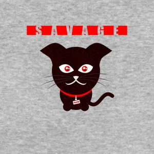 Cat Savage - T-shirt ecologica da donna