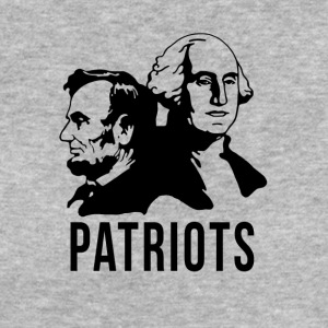 Patriots Patriot USA American Presidents - Women's Organic T-shirt