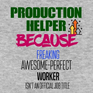 Production helper - Women's Organic T-shirt