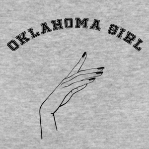 Oklahoma girl - Women's Organic T-shirt