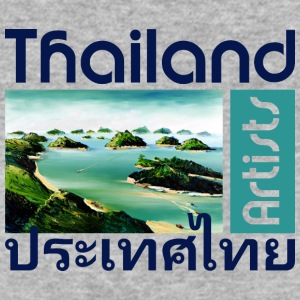 Thailand Artists - Frauen Bio-T-Shirt