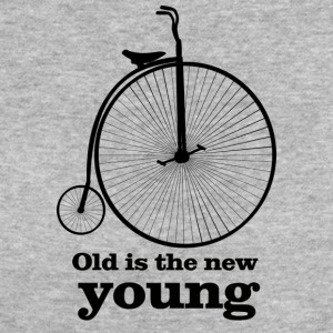 Old is the new young - Frauen Bio-T-Shirt