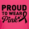 Proud To Wear Pink - Women's Organic T-shirt