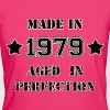 Made in 1979 - Vrouwen Bio-T-shirt