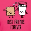 Best friends forever - Frauen Bio-T-Shirt