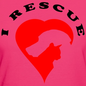 Rescue - Frauen Bio-T-Shirt