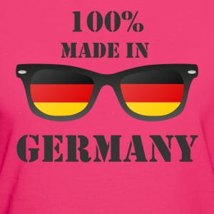 made in germany - T-shirt Bio Femme