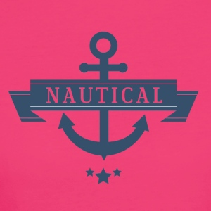 Nautical - Women's Organic T-shirt