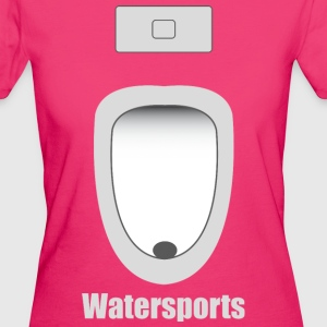 Watersports - Women's Organic T-shirt