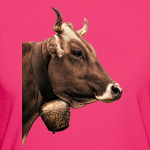 cow - Women's Organic T-shirt