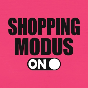 Shopping Modus - Frauen Bio-T-Shirt