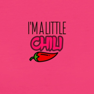 I am just a little chili - Women's Organic T-shirt