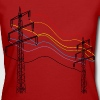 electricity - Women's Organic T-shirt