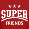Super Friends - Women's Organic T-shirt