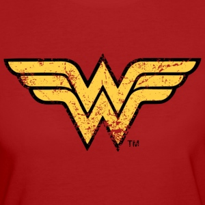 DC Comics Justice League Wonder Woman Logo