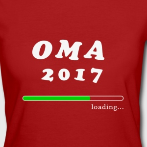 Oma T-shirt 2017 loading - Frauen Bio-T-Shirt