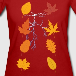 Fall II - Women's Organic T-shirt