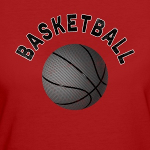 Basketball T-Shirt - Frauen Bio-T-Shirt