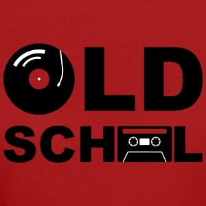 Old School - Frauen Bio-T-Shirt