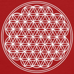 flower of life - Ekologisk T-shirt dam