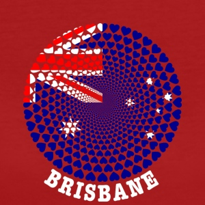 Brisbane - Frauen Bio-T-Shirt