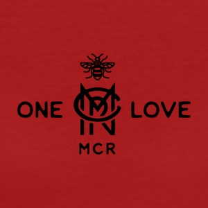 One Love - Manchester - Women's Organic T-shirt