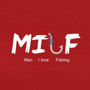 Zweideutiges Shirt: Milf (mother i'd like to fuck) - Frauen Bio-T-Shirt