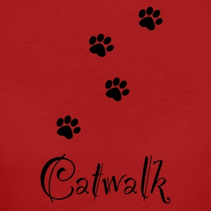 Catwalk 1 - Frauen Bio-T-Shirt
