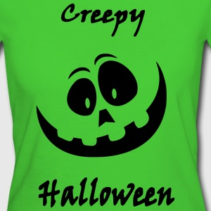 Creepy Halloween - Organic damer