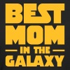 Best Mom In The Galaxy - Camiseta ecológica mujer