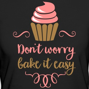 to bake - Women's Organic T-shirt