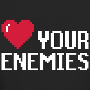 Love Enemies - Frauen Bio-T-Shirt