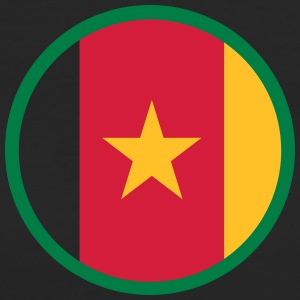 The Flag Of Cameroon - Women's Organic T-shirt