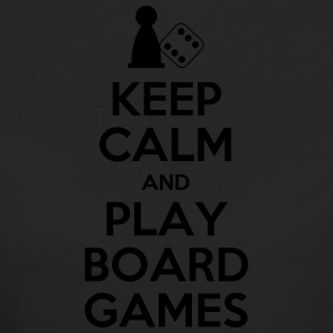 Keep Calm - Board Games - Women's Organic T-shirt