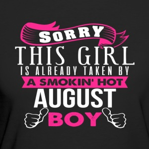 This Girl Is Already Taken By AUGUST - Women's Organic T-shirt