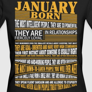 Jan Jan est le peuple le plus intelligent - T-shirt Bio Femme