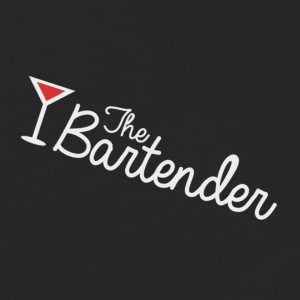 The bartender logo - Women's Organic T-shirt